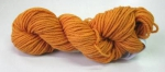 Seeland-Strickgarn orange